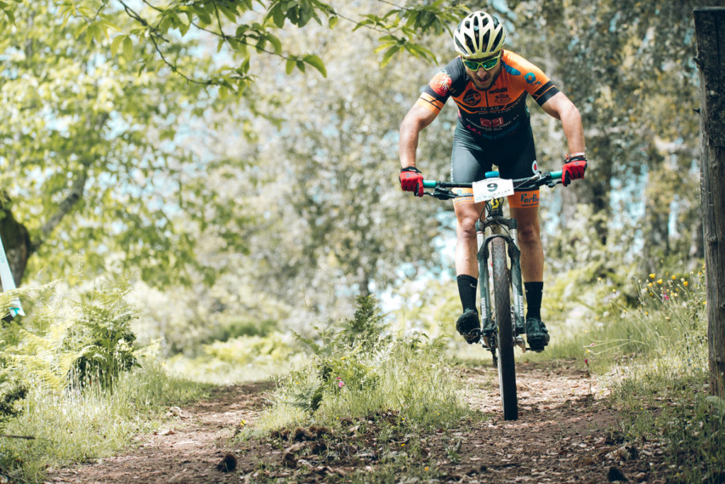 Almonaster la Real Media Maratón MTB