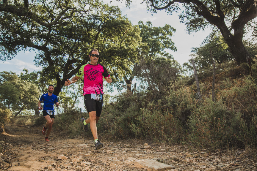 I Trail Castillo de Aracena